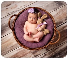Newborn Baby Photographer Fairfax, Virginia