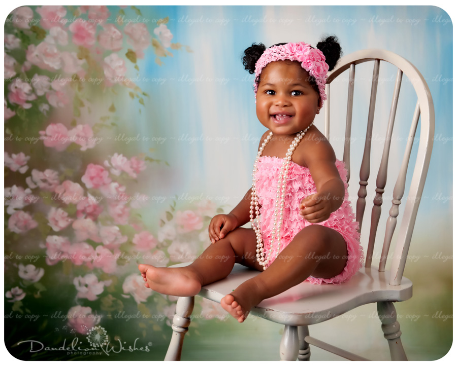 The best baby photographer for First Birthday pictures ~ Photography Studio in Washington DC metro area, near Alexandria, VA.