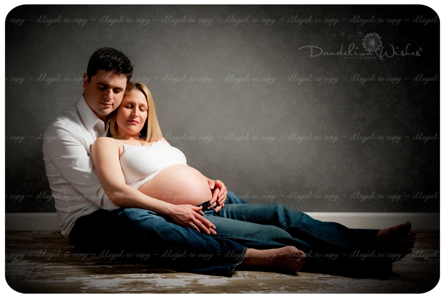 Beautiful Couples Pregnancy Pictures ~ Top Maternity Photo Studio in Northern Virginia near Sterling VA 20164