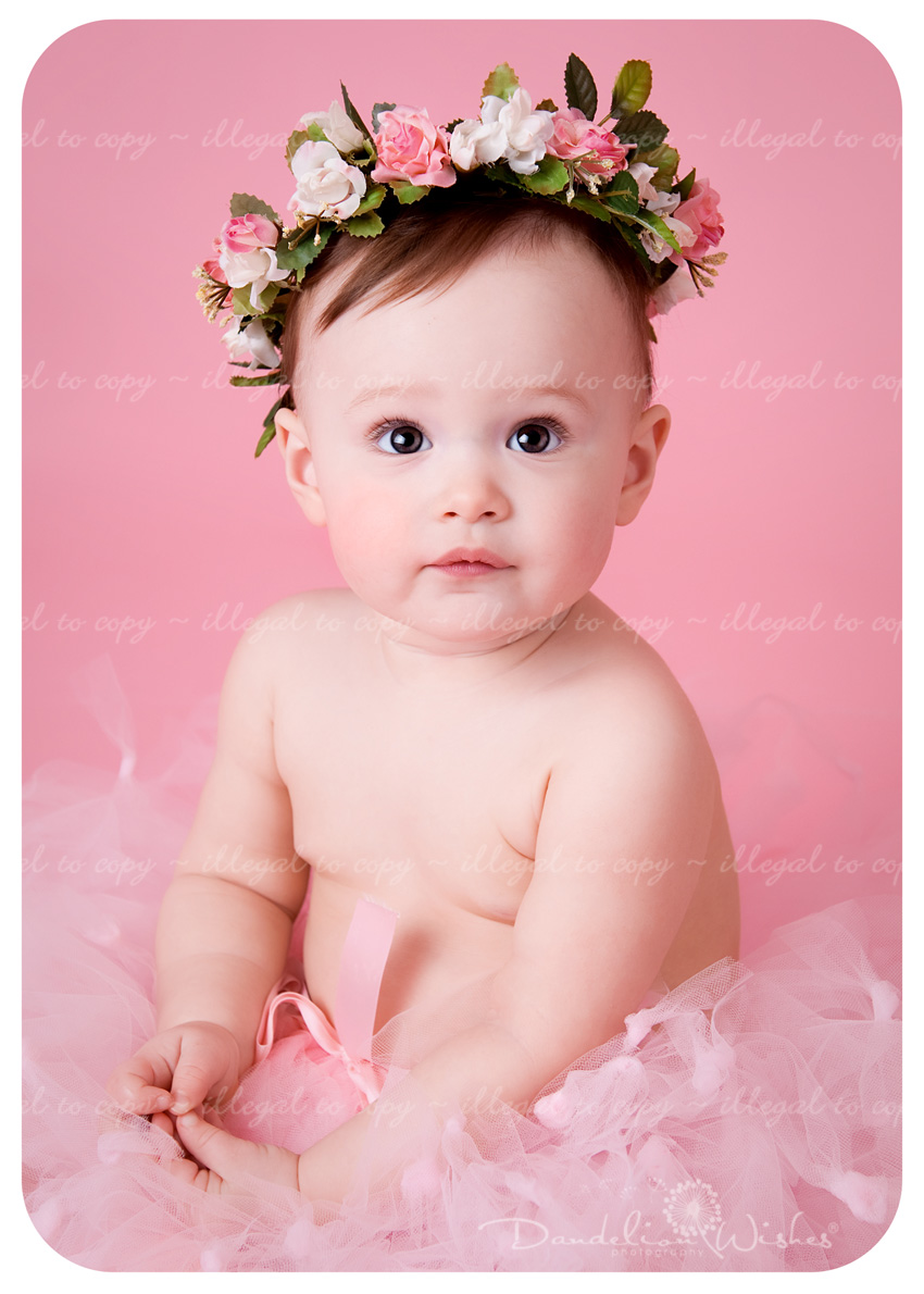 The best Baby's First Birthday pictures!