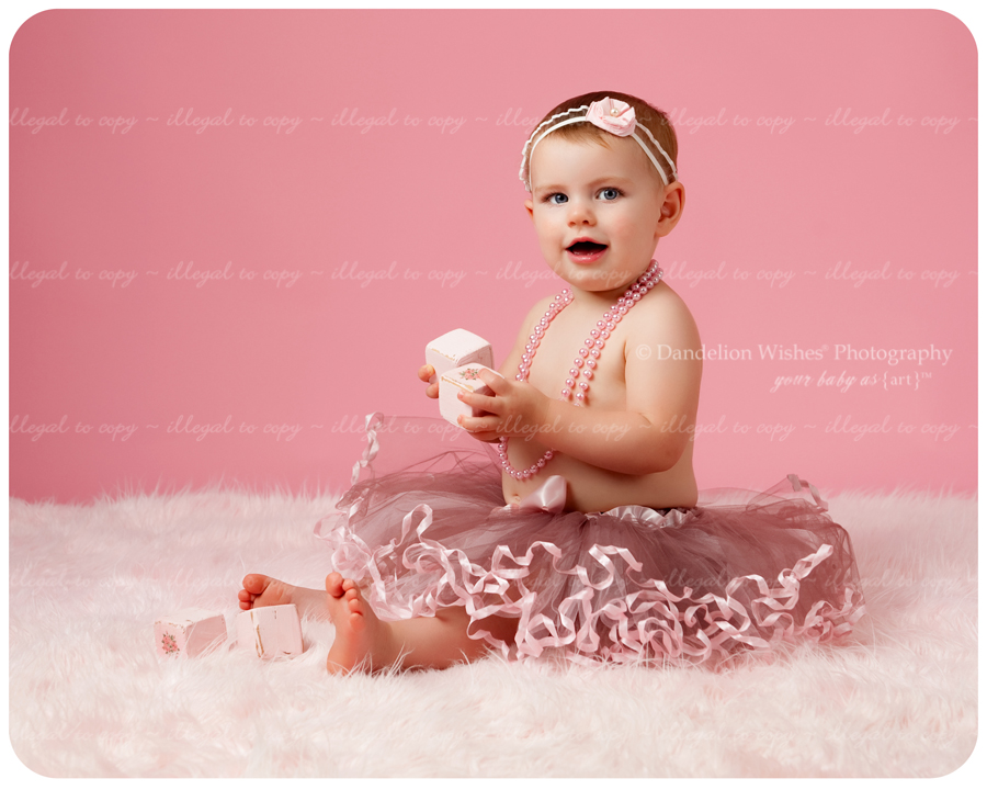 Creative Baby's First Birthday photos close to Falls Church - Fairfax County, Virginia 22040, 22041, 22042, 22043, 22044 & 22046