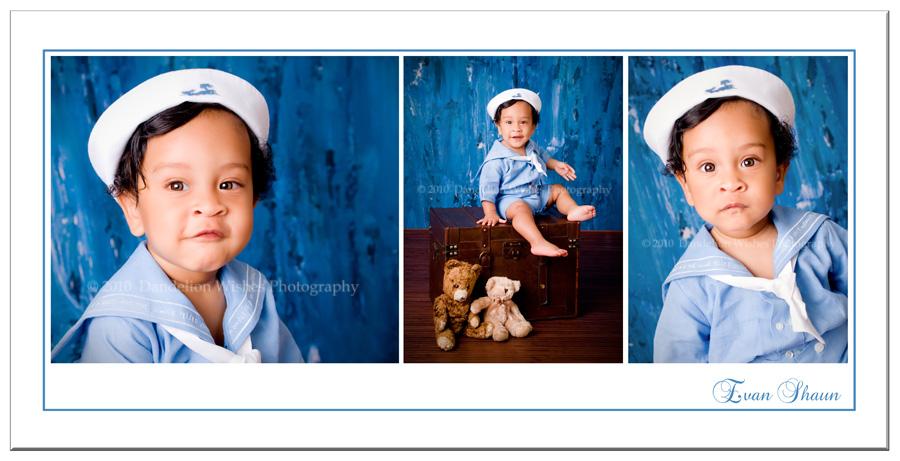 1st Birthday Baby photos!